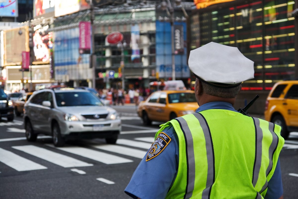 Why Traffic Cops and Crossing Guards should Wear Thermals