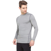 AthleticCompression Shirt - Long Sleeve Set-In