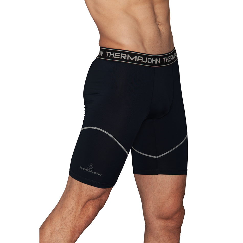 Shop Men's Athletic Compression Shorts