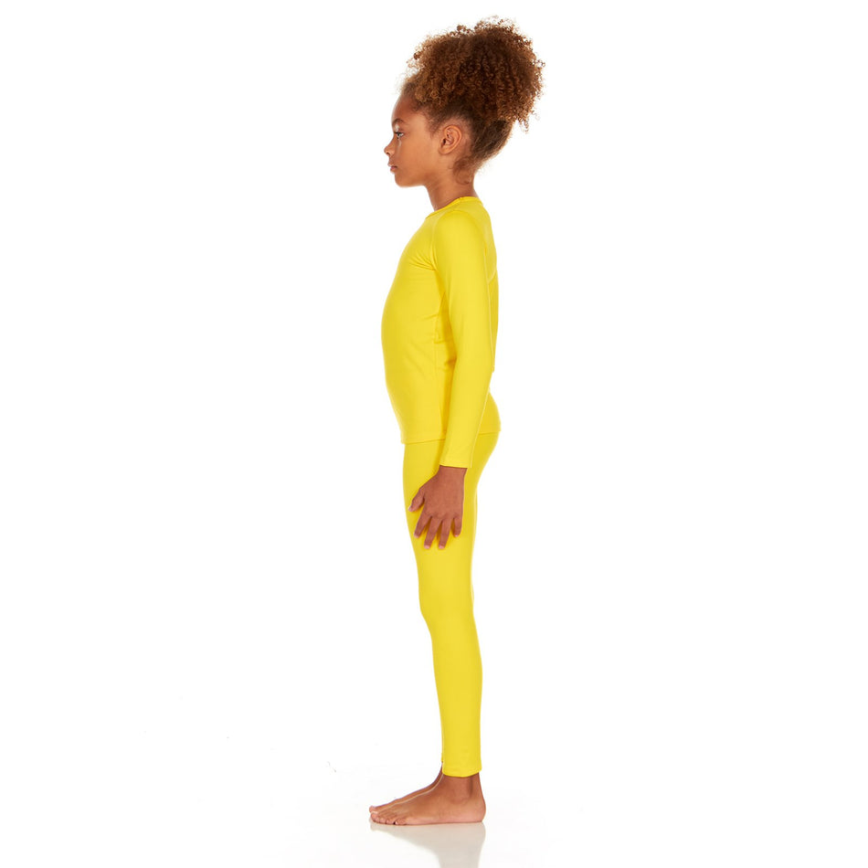 Girl's Ultra Soft Thermal Underwear Set