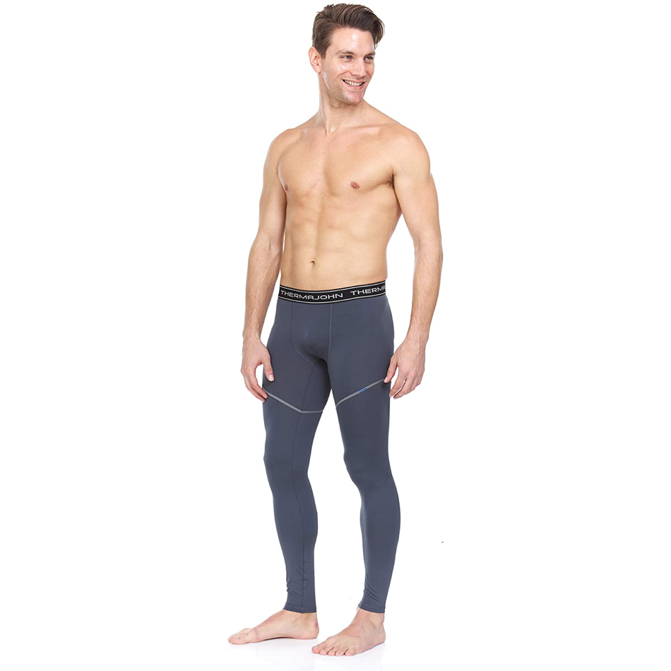 Thermajohn Men's Athletic Compression Tights