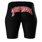 Trapwoodz Original Black Biker Shorts