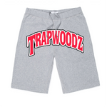 Trapwoodz Original Gray Jogger Sweat Shorts