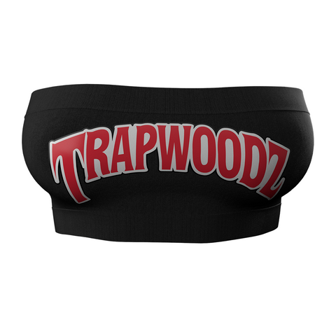 Trapwoodz Original Black Tube Top