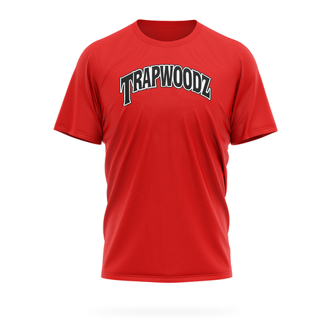 Trapwoodz Original T-Shirt (Red)