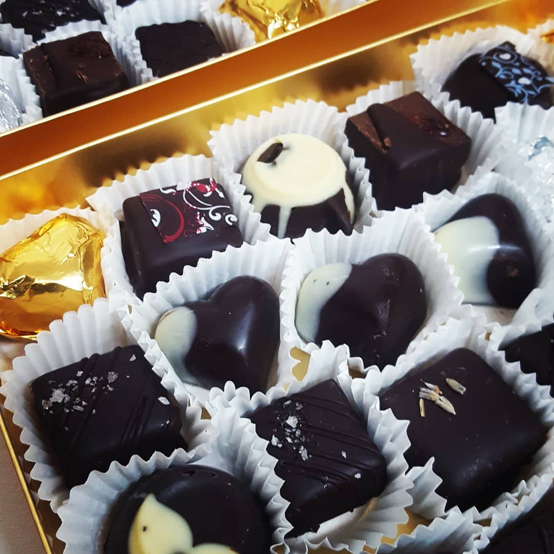 Niko's Fresh Select Assortments  - Rich, creamy decadent truffles, salted caramels and more....