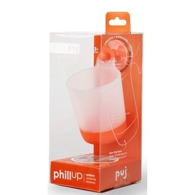 Puj PhillUp - Gobelet pour enfant - Orange