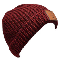 Tuque en tricot Sf series - Bourgogne