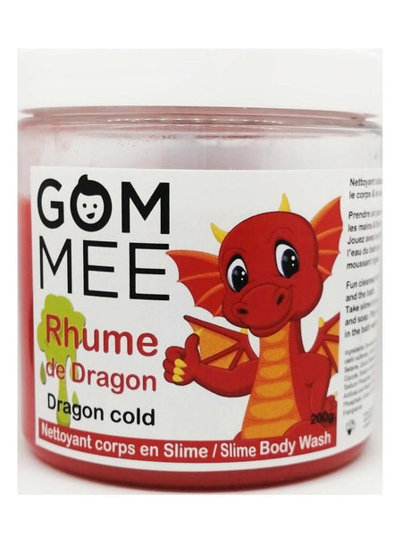 SLIME MOUSSANTE RHUME DE DRAGON 200G | GOMMEE