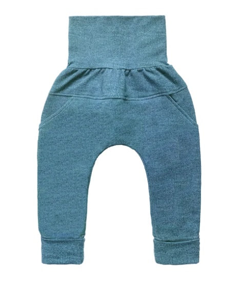 Pantalon Évolutif - Denim London Bleu