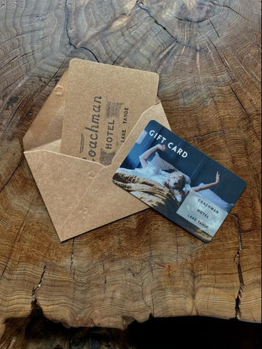 Coachman Hotel Gift Cards