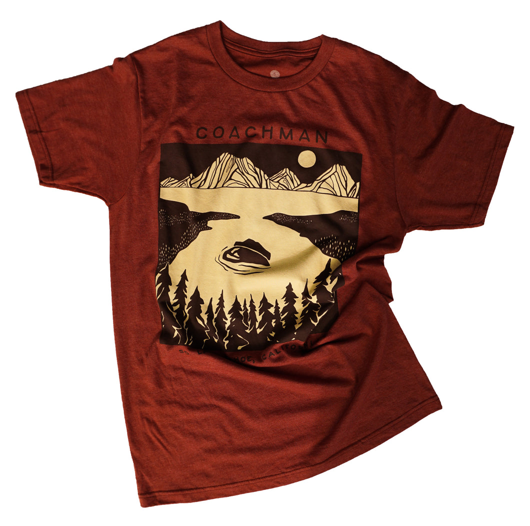 Coachman Mountain T-shirt