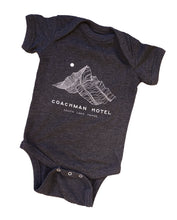 Load image into Gallery viewer, Coachman Baby Onesie