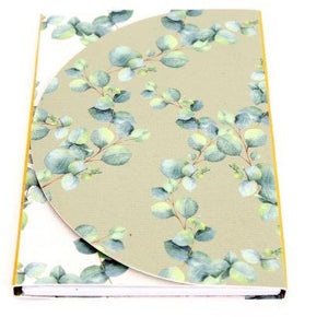 Eucalyptus Magnetic Notebook