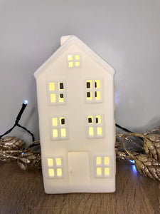 Christmas LED Ceramic House