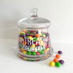 Mary Treat Yourself Jar