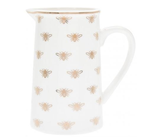 Golden Bee Jug