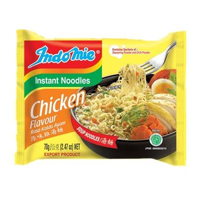 INDOMIE Chicken Flavor Instant Noodles