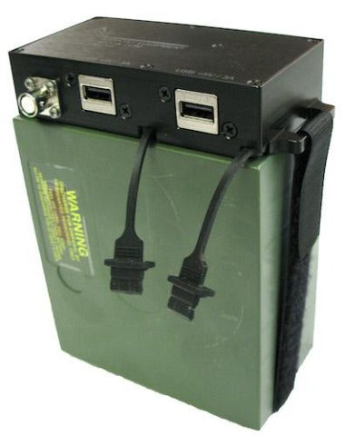 BA-5590 Battery to USB Adapter (High Power)