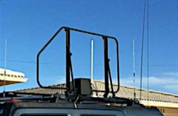 HF Vehicular Loop Antenna