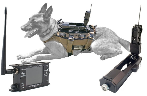 K-9 Camera Kit, Waterproof, High Power Version 2