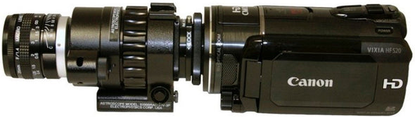 Modular Night Vision Scope with Variable Gain