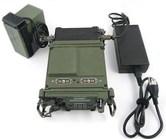 BA-5590 Battery to 117G Radio Adapter