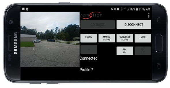 SMARTPHONE VIDEO ENCODER APPLICATION: VB-10