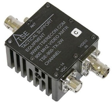 2-Watt Video Transmitter