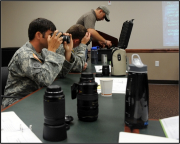 Surveillance Photography 5-Day Advanced Course