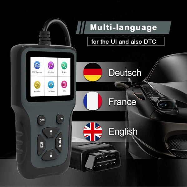 obd diagnose scanner
