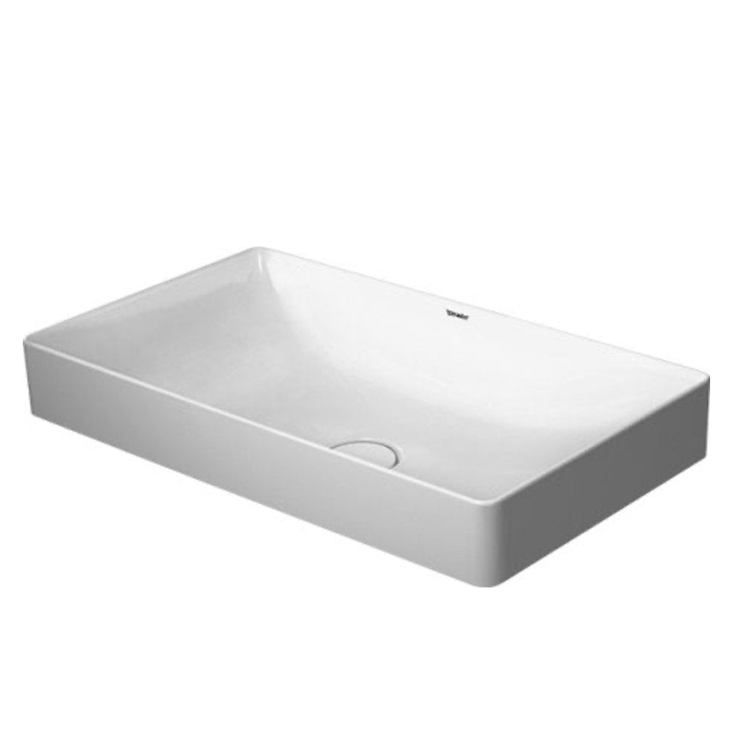 Dura Square Sink by Duravit