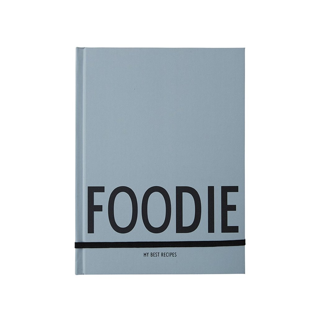 Recetario Foodie Book by Design Letters