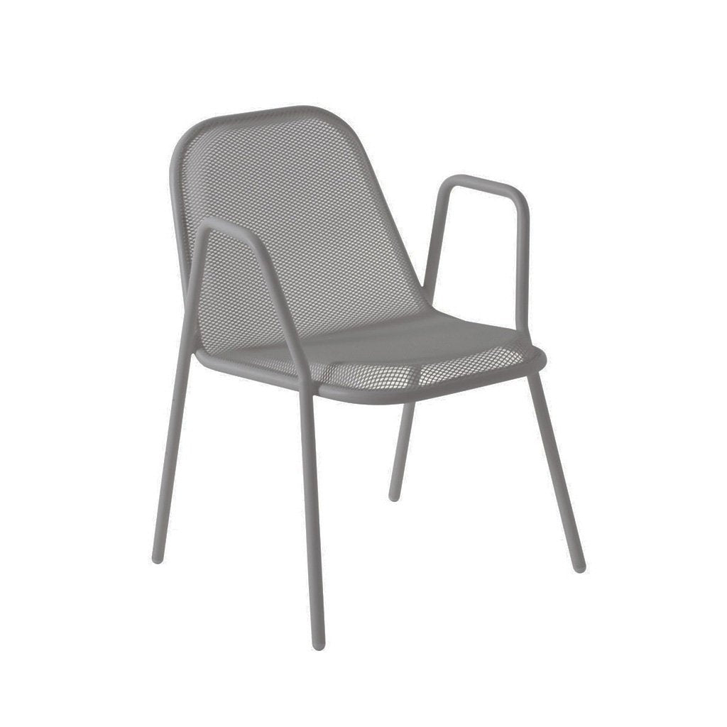 Glf Steel Armchair by Emu