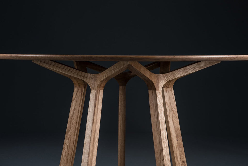 Pivot Round Table by Artisan