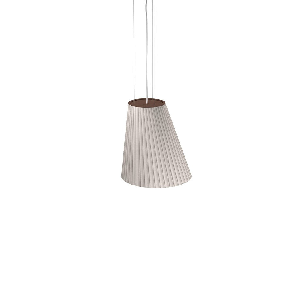Suspended Cone Lamp by Emu