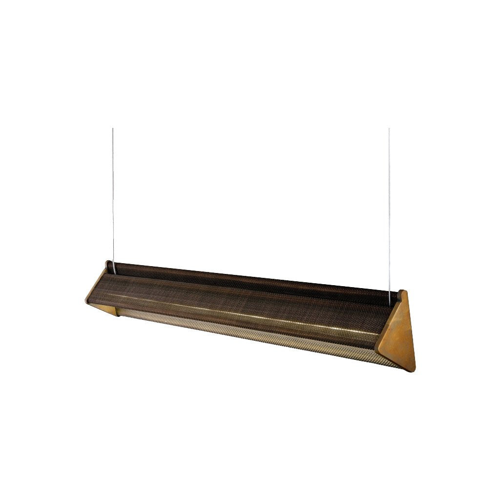 Suspension Lamp Tan by Henge
