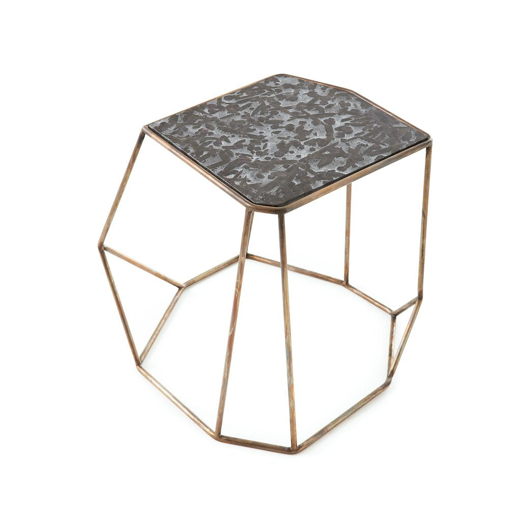 W Side Table by Henge