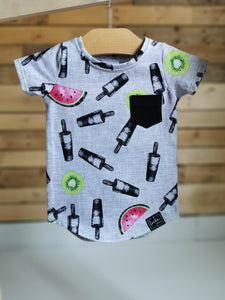 T-shirt aux fruits