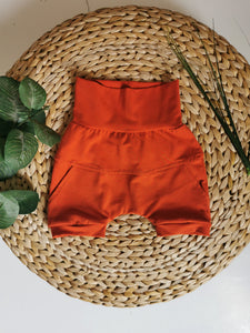 Short orange -  EN STOCK