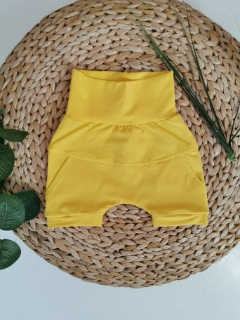 Short jaune flash -  EN STOCK