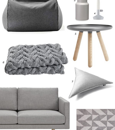 The Style Set - gorgeous greys