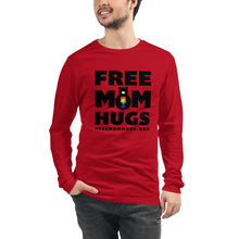 Load image into Gallery viewer, FMH Logo Unisex Long Sleeve Tee (4 colors)