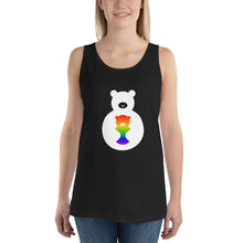 Load image into Gallery viewer, FMH Logo Unisex Tank Top (6 colors)