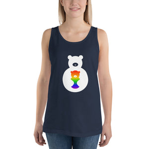 FMH Logo Unisex Tank Top (6 colors)