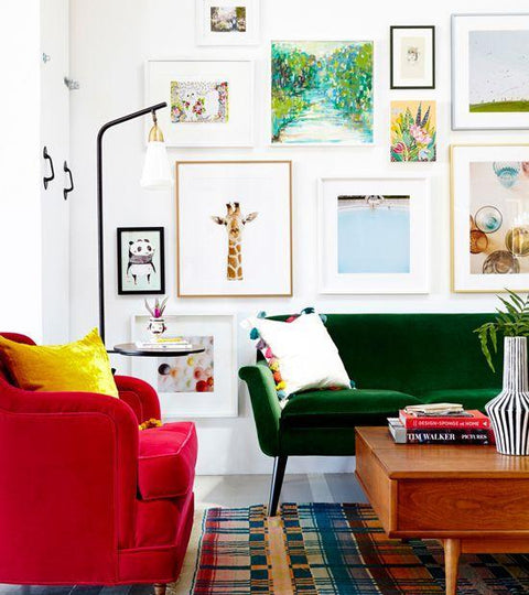 Interior Inspiration - Summer Colour