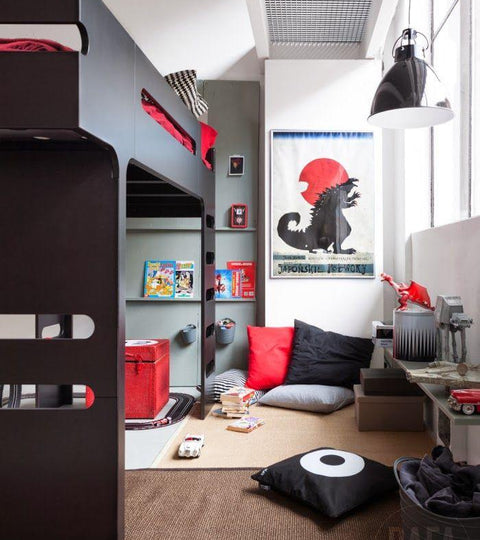 Interior Inspiration: Kid's Spaces
