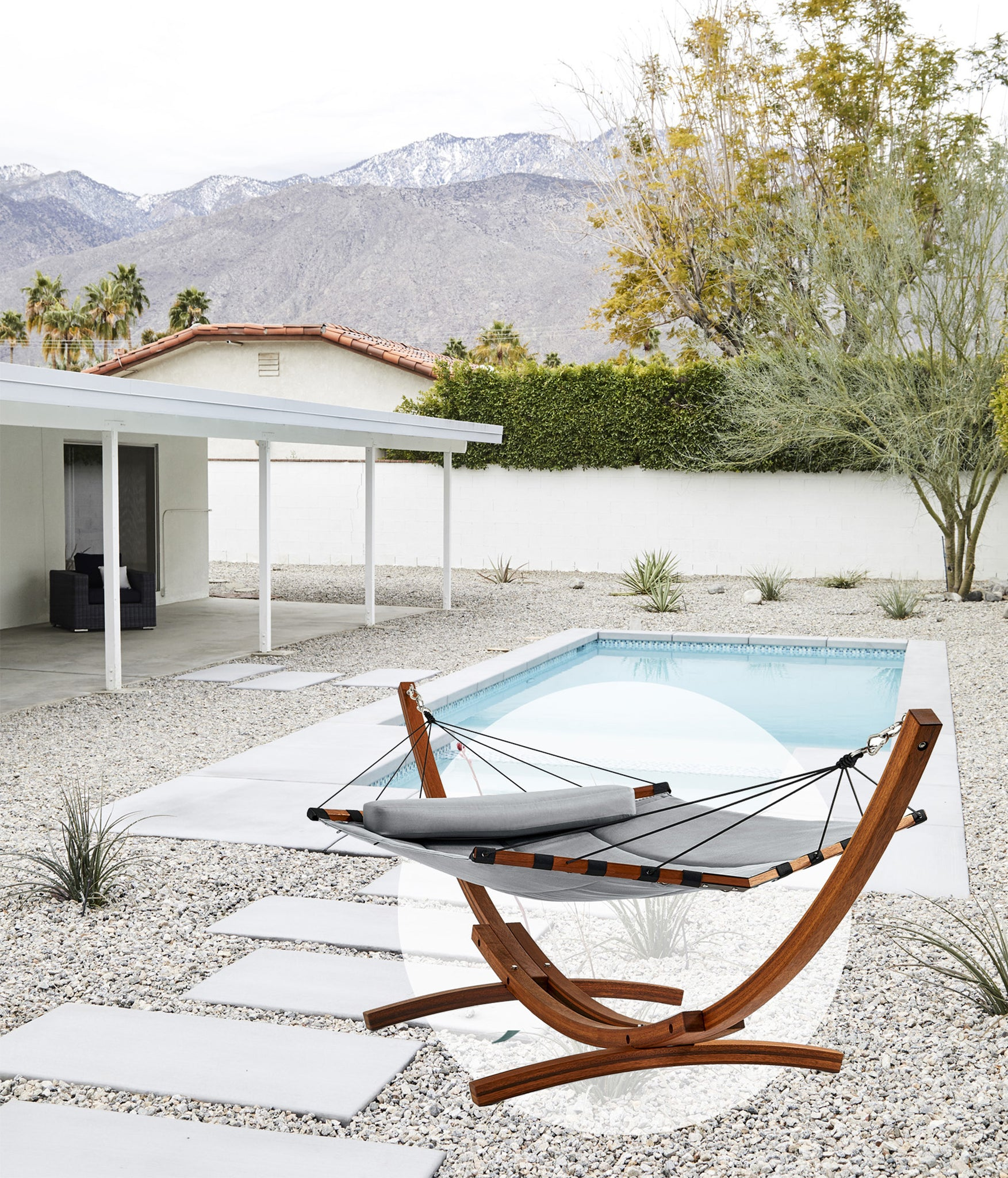 Palm Springs Pool - Vantage Design Studio