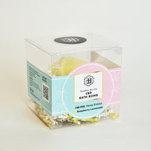 Load image into Gallery viewer, BZZZ CBD Bath Bomb, Raspberry Lemonade