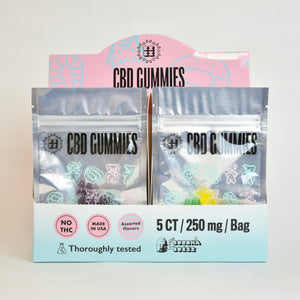 CBD Gummy-Party Size
